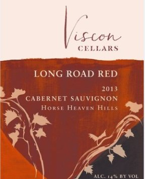 Viscon-Cellars-Long-Road-Red-2013-Cabernet-Sauvignon