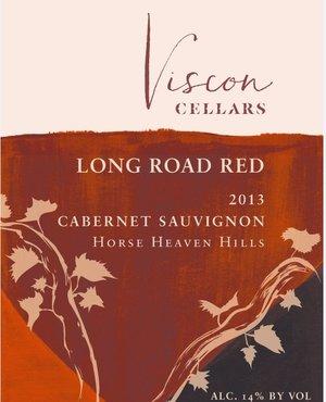 Viscon-Cellars-Long-Road-Red-2013-Cabernet-Sauvignon