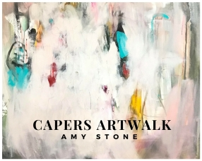 Amy Stone at CAPERS