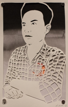 Lauren Iida at Virago Gallery