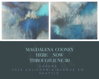 Magdalena Cooney at CAPERS