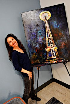 Sarah Ghanooni at Verity Credit Union