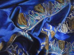 Jen-Brown-blue_sari_1000