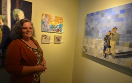 Anita West at Wallflower Custom Framing