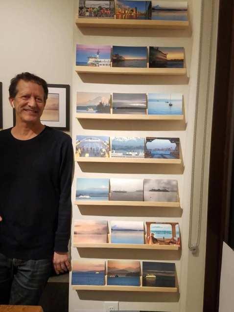 Michael Jardine of Q Space Gallery