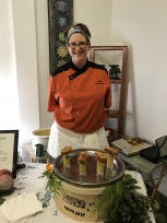 Chef Karen Binkhorst at Inner Alchemy