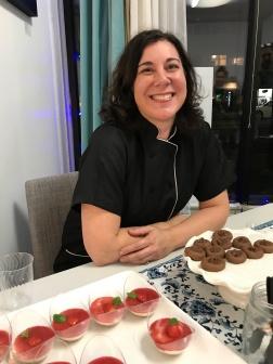 Chef Darlene Muia Kroon at Inner Alchemy