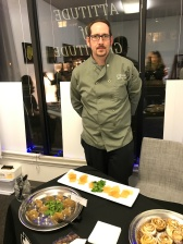 Chef Joe Muscarello at Inner Alchemy