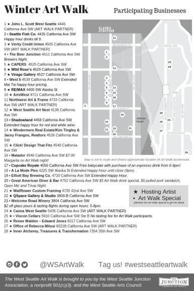 2019 Q1 Walking Map (back)