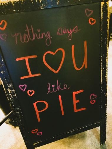 Ala Mode Pies