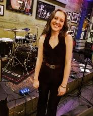 Mia Day at Easy Street Records