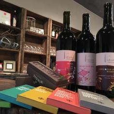 Pairing of Intrigue Chocolate Company and Viscon Cellars Wine!