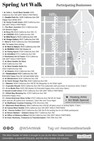 Walking Map 2019 Q2 (back)