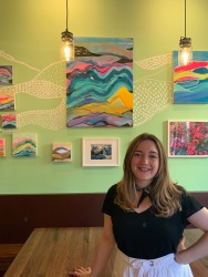 Madison Holland at Flying Apron
