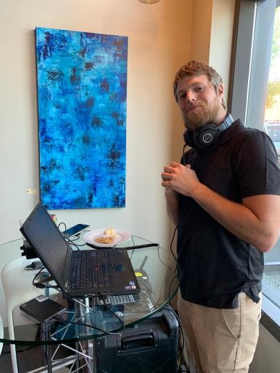 Live DJ at John L. Scott
