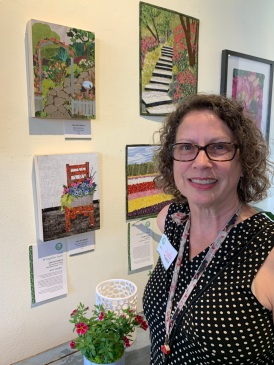 Finalist Linda McClamrock at Capers Home