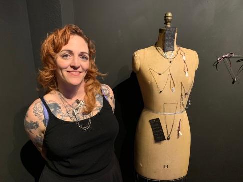 Kim Merritt at Virago Gallery