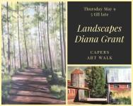 Diana Grant at Caper Home