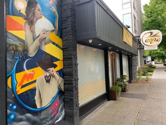 Culture Shop Exterior