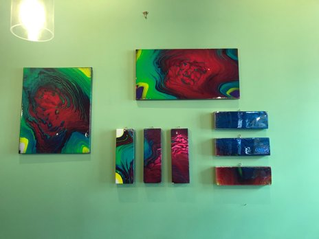 Hailey Price at Flying Apron