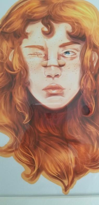 Ginger Goldman at West Seattle Art Nest