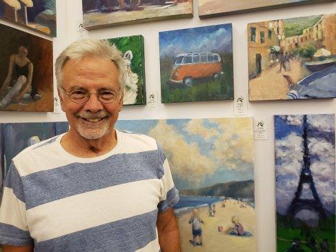 Jim Gerlitz at The Building