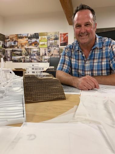 Gustavo Penengo of PRDG Architecture + Design at The Building