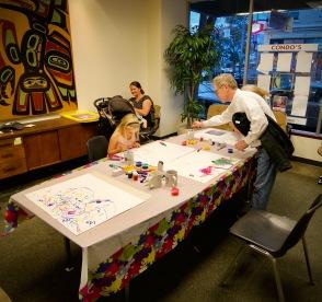 Community Canvas at Washington Management