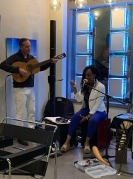 The Art of Music, Nathan & Roz Duo, at John L. Scott