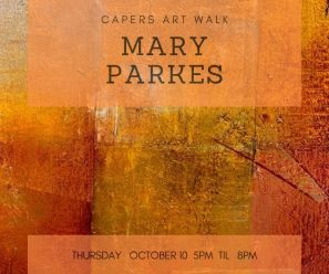Mary Parkes at Capers Home