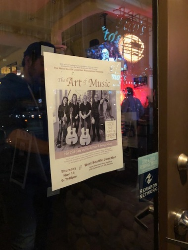 Byron Street Swing/The Art of Music at The Great American Diner