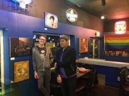 David Knowles at Admiral Pub