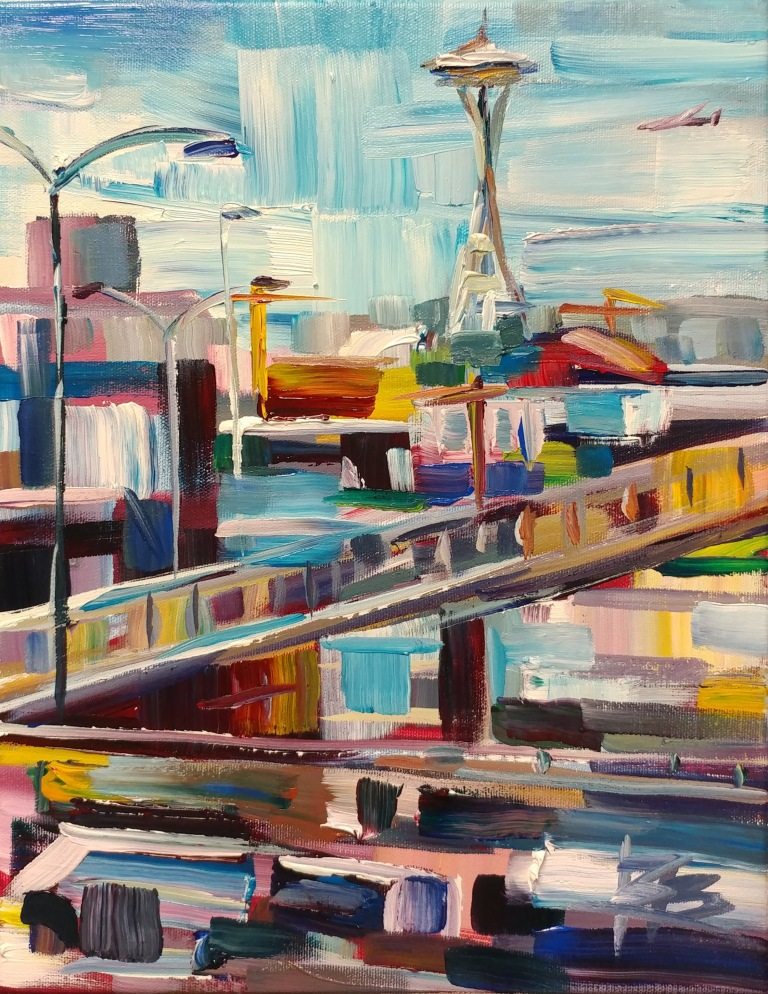 flight_over_the_city_11x14_acrylic_380_framed
