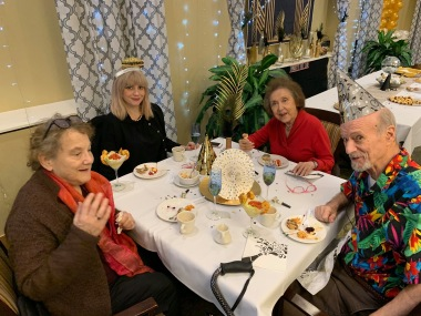 New Year's Eve 2019 at Brookdale