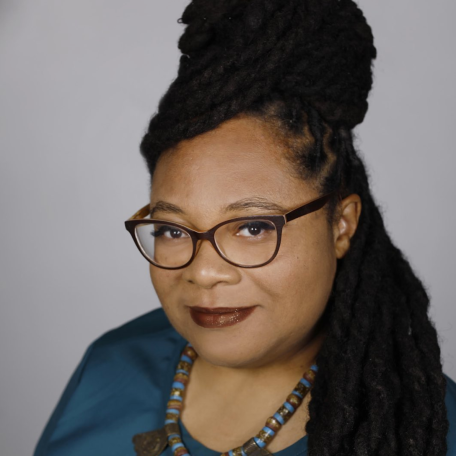 Jasmine Iona Brown is an award-winning artist, fascinated by the human face and the narratives of marginalized people.