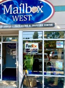 Alexis La Flamme at Mailbox West